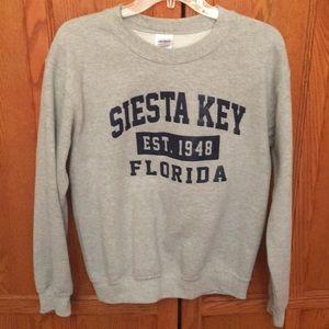 Tops - Siesta Key Florida Sweatshirt